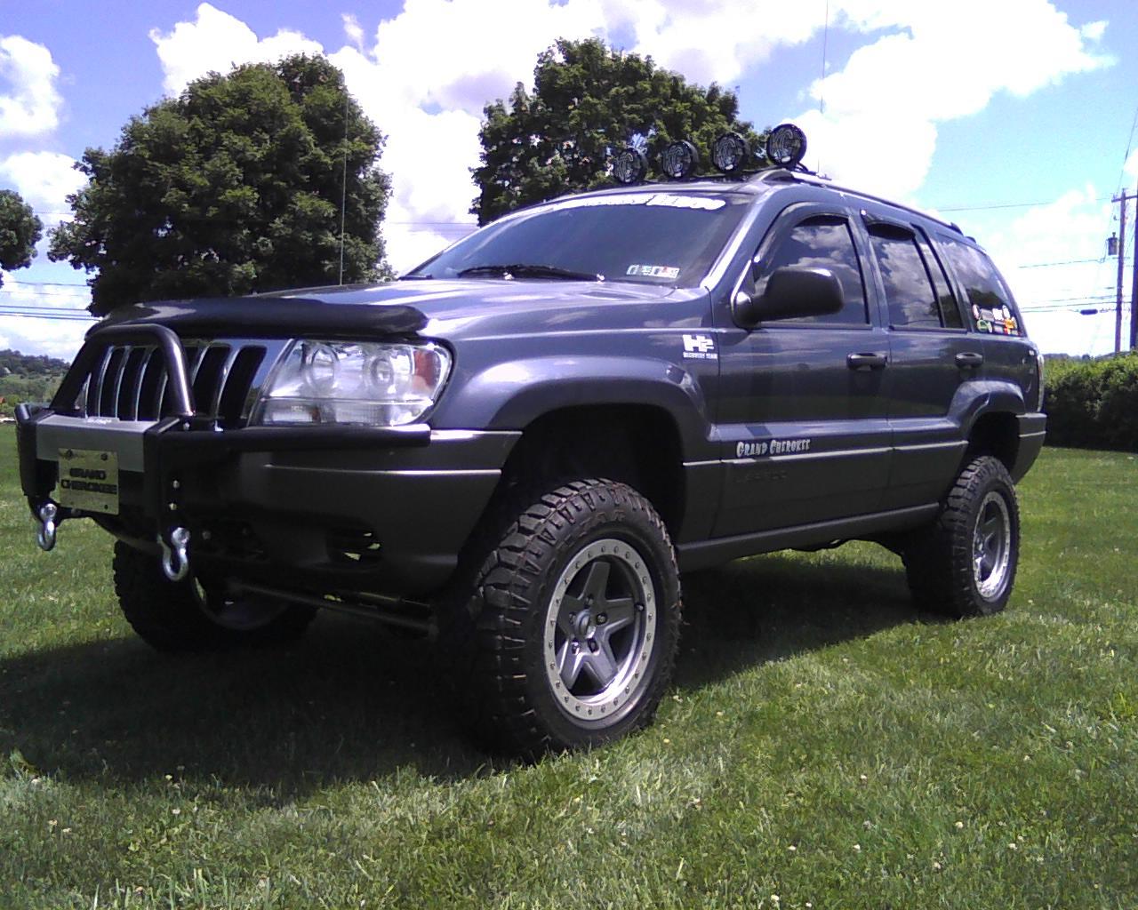 Grand Cherokee 99-04