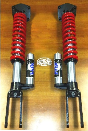JBA Suspension Systems