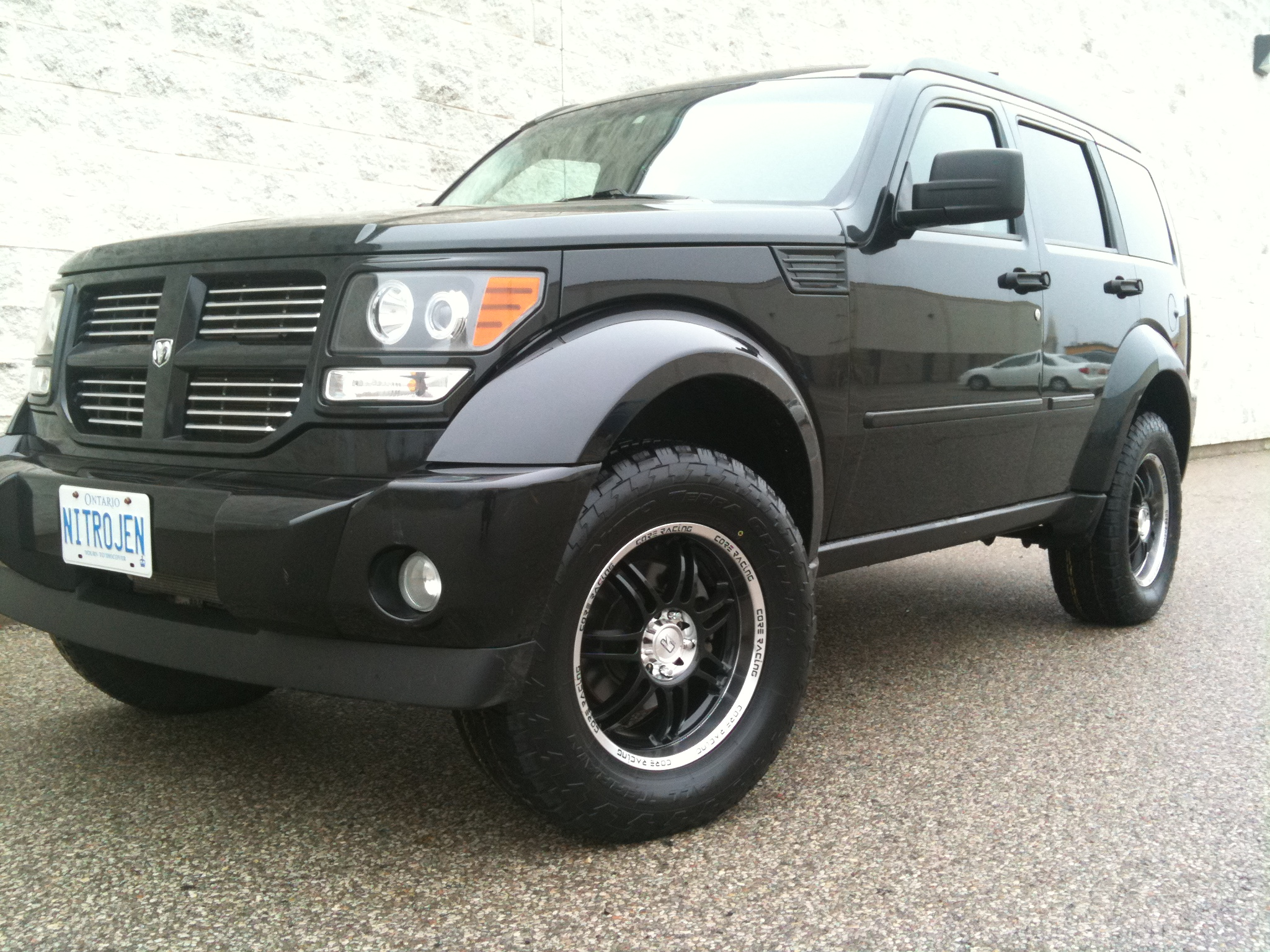 Lift Kits, Dodge Nitro