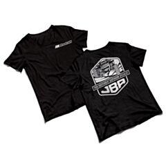 Back of JBA T Shirt