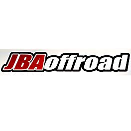 JBA Offroad Window sticker