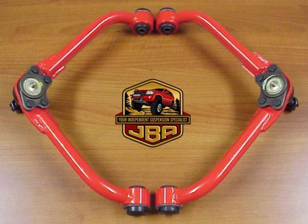 Jeep Liberty a-arms, JBA Upper Control Arms